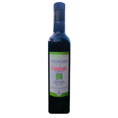 Extra Virgin Olive Oil 2018 -0,5 l